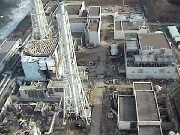Fukushima operators begin pumping out radioactive water