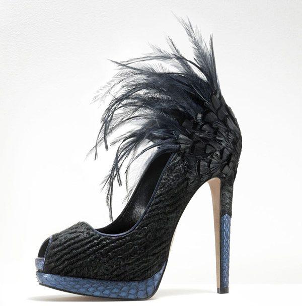 Gaetano Perrone Shoes Fall-Winter 2011