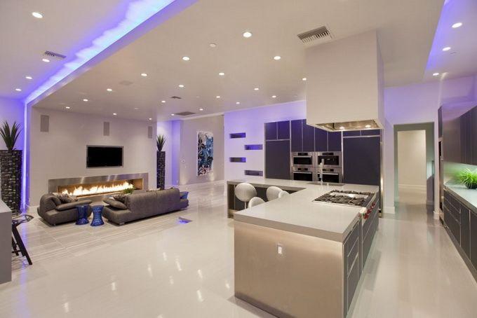 Hurtado residence in Las Vegas