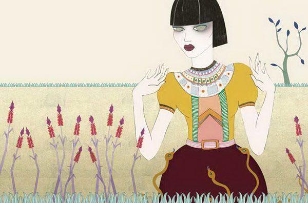 Illustrator Angela Trentin