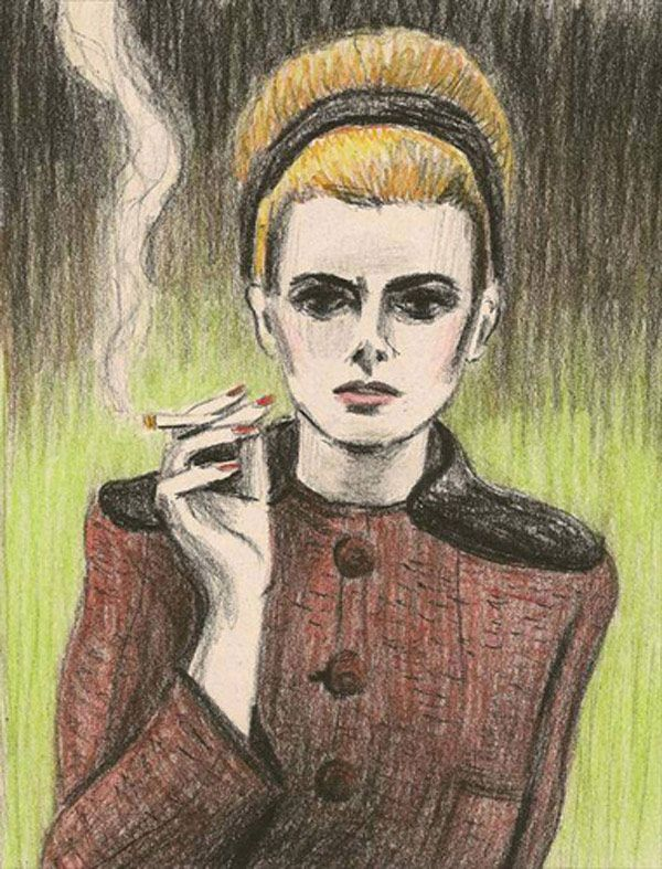 Illustrator Zoe Taylor