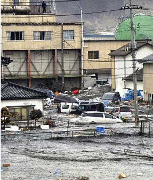 Japan forecasters fear another huge quake
