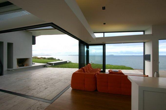 Korora House in New Zealand