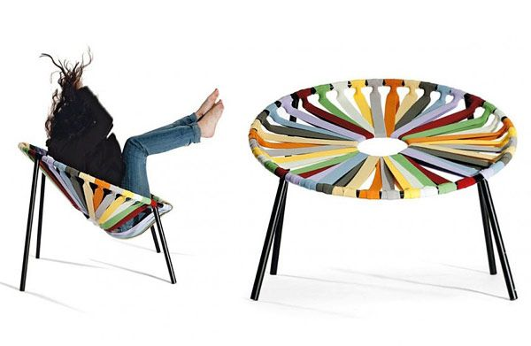 Lastika Chair by Velichko Velikov