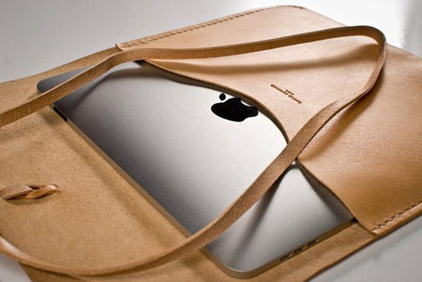 Leather Portfolio for the iPad
