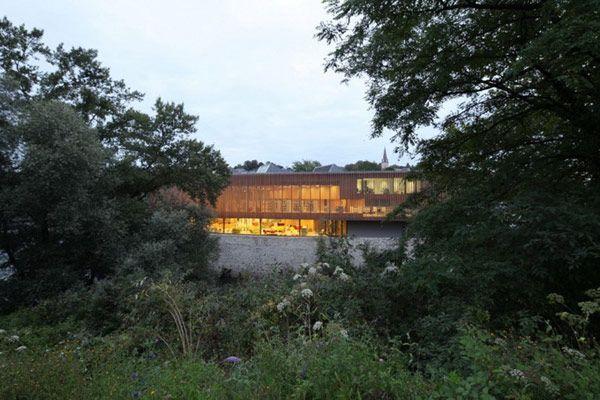 Multimedia Centre Oloron-Sainte-Marie