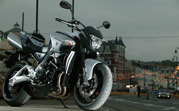 New Suzuki B-King