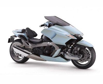 New Suzuki G-Strider