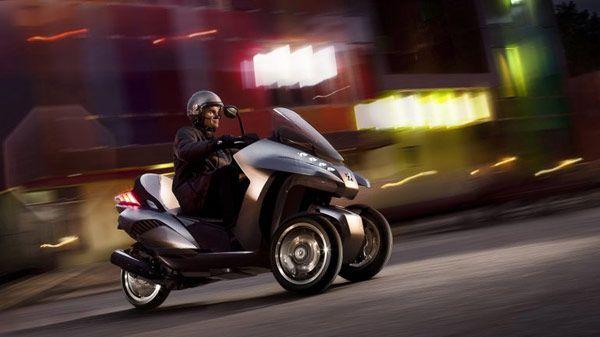 Peugeot HYmotion3 Evolution