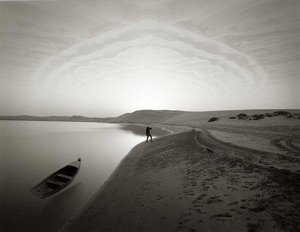 Photographer Jerry Uelsmann