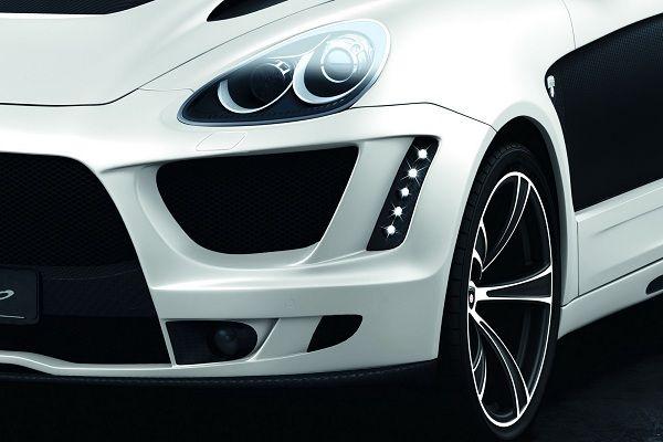 Porsche Tornado και Porsche Mistrale από την γερμανική εταιρεία Tuning Gemballa