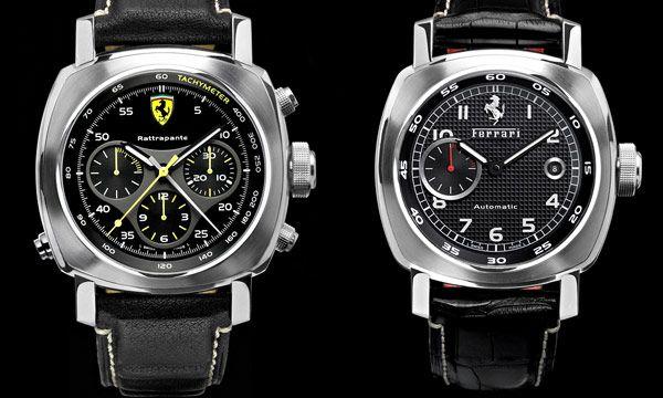Scuderia Collection  Ferrari Watches by Officine Panerai