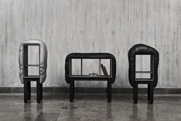 Succession Furniture Collection by Fredrik Fargs