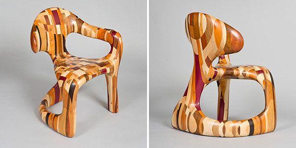 Unique Corsica Chair