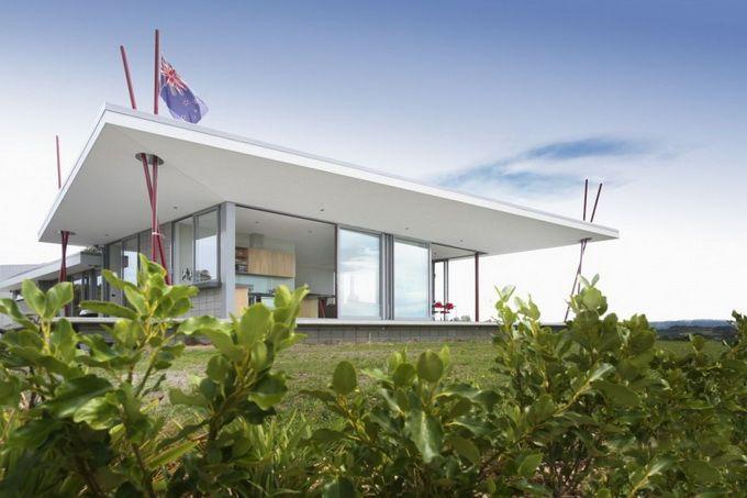 Villa Bourke in New Zealand