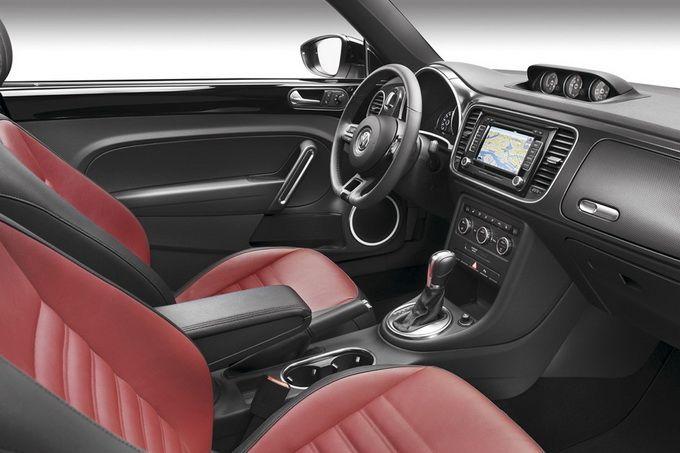 Volkswagen Beetle 2012 - Σαλόνι Αυτοκινήτου