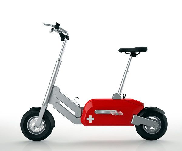 Voltitude Folding Urban Electric Bike