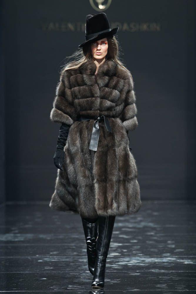 Volvo Εβδομάδα Μόδας στη Μόσχα - Yudashkin Valentin
