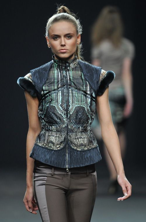 Volvo Fashion Week in Moscow - Day 2, 3 and 4