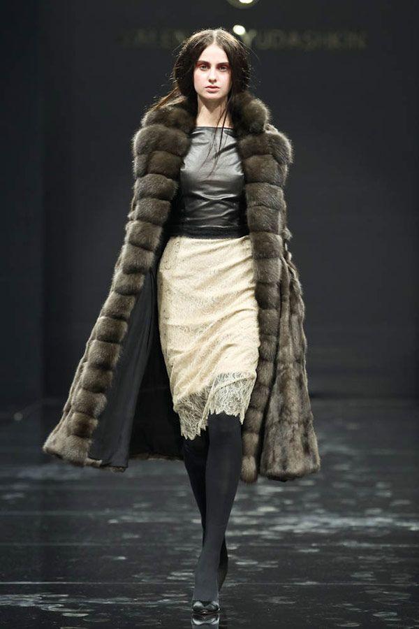 Volvo Moscow Fashion Week - Valentin Yudashkin
