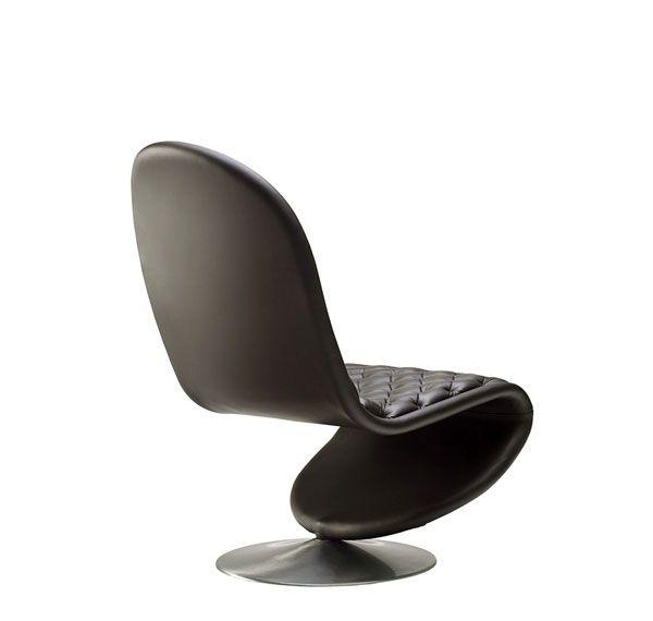 Άνετη καρέκλα Verner Panton