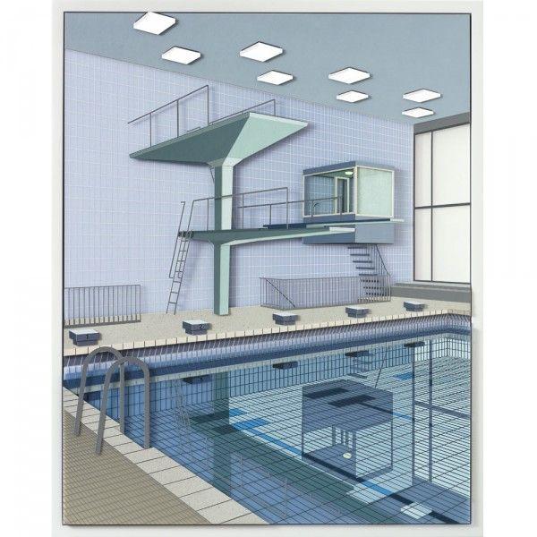 Αρχιτεκτονικά 3D κολάζ από την Lucy Williams