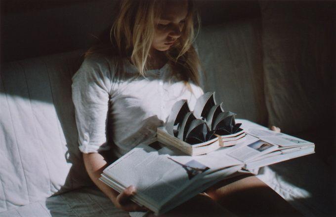 Αυτοπροσωπογραφίες της Helen Korpak