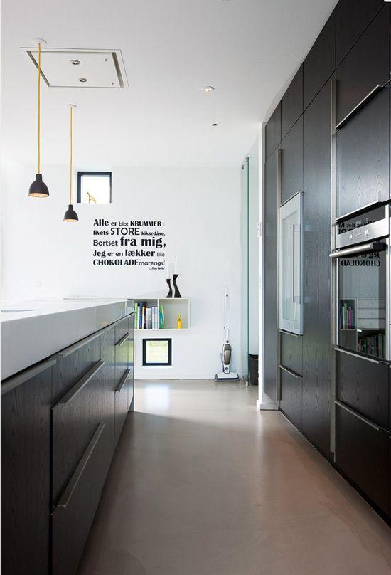 Γωνιακό σπίτι στην Δανία