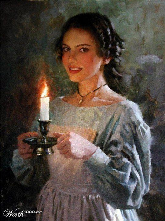 Διασημότητες στην Αναγέννηση - Natalie Portman