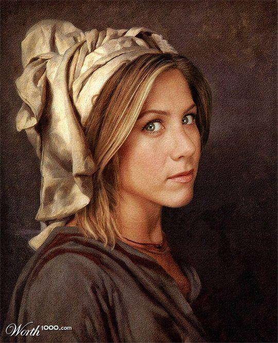 Διασημότητες στην Αναγέννηση - Jennifer Aniston