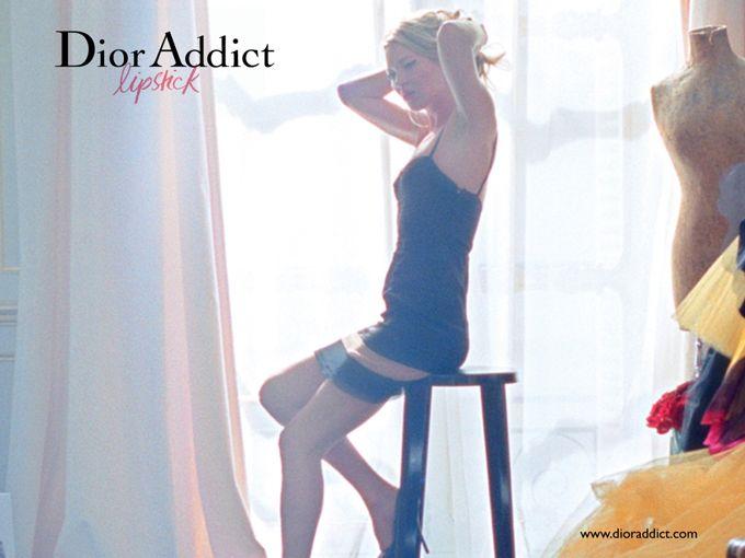 Διαφήμιση της Dior Addict