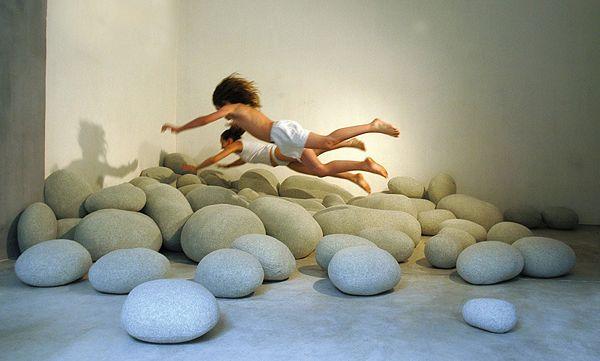 Ζώντας με τις πέτρες από την Stephanie Marin