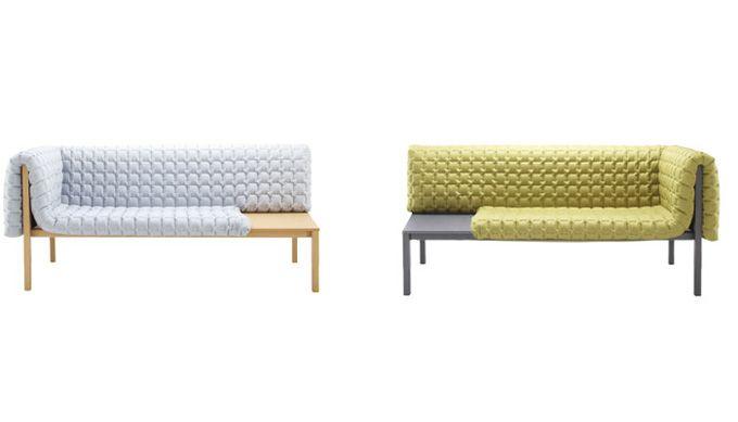 Καναπές από την Inga Sempe