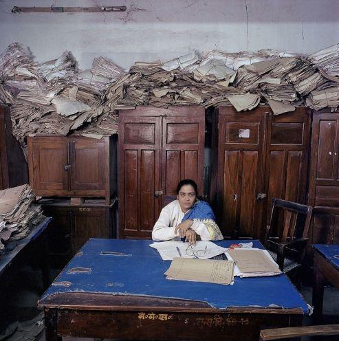 Μια σειρά φωτογραφιών από Γραφειοκρατία