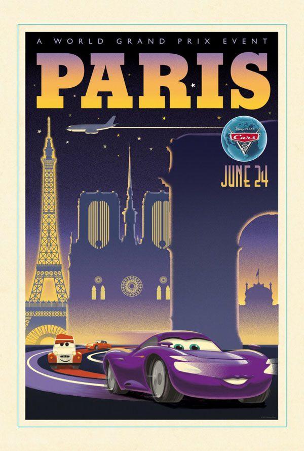 Νέα ταινία - Αυτοκίνητα 2