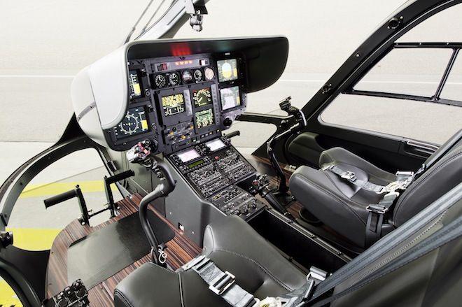 Νέο πολυτελές ελικόπτερο από τη Mercedes-Benz