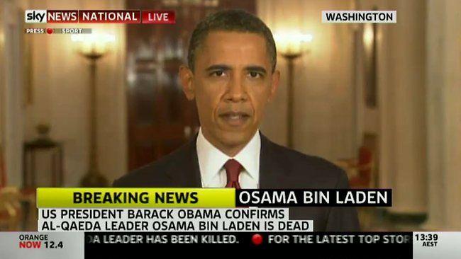 Νεκρός ο ηγέτης της Αλ Κάιντα Οσάμα Μπιν Λάντεν