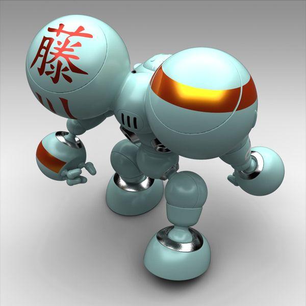 Ρομπότ MARU από τον Norio Fujikawa