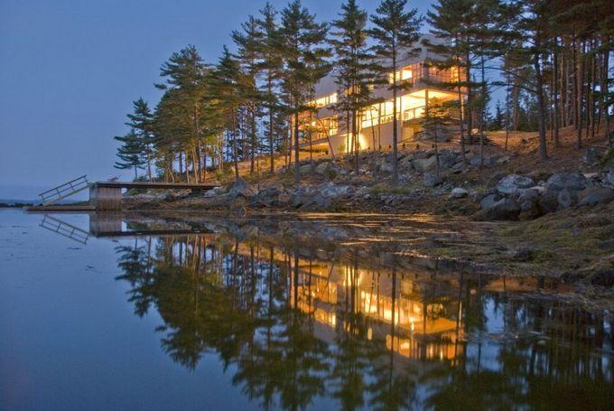 Σπίτι-Γέφυρα στον Καναδά