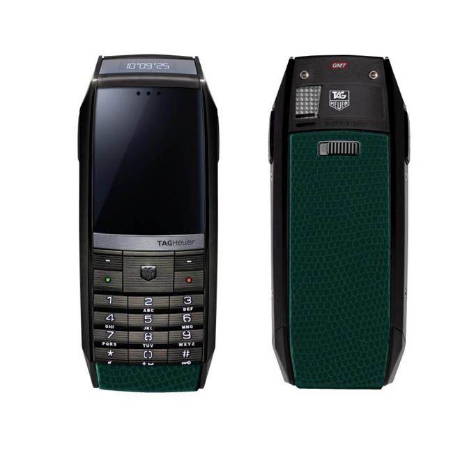 Συλλογή τηλεφώνων TAG Heuer Meridiist - Νέο Δελχί