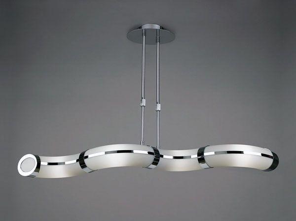 Σύγχρονο σύστημα φωτισμού Guss από τον Santiago Sevillano