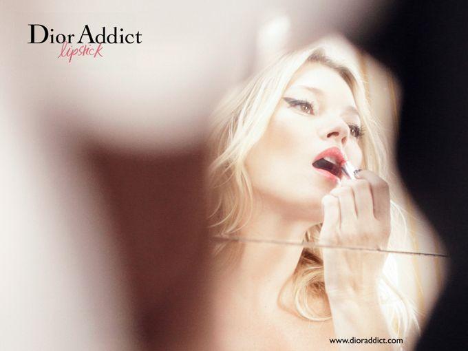 Advertising Dior Addict