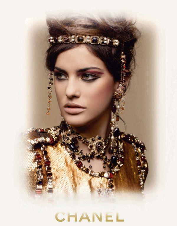 Alejandra Alonso campaign Chanel