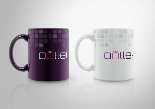 Brand Identity for Outlet by Higher