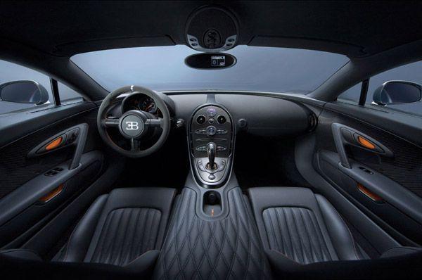 Bugatti Veyron Super Sport - Σαλόνι Αυτοκινήτου