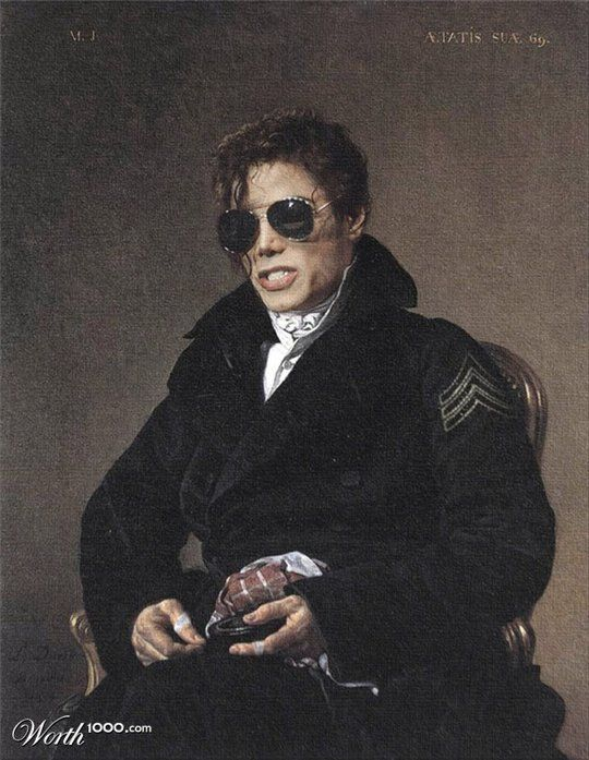Celebrities in the Renaissance - Michael Jackson