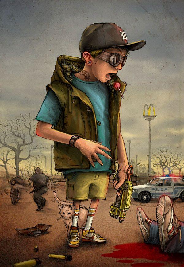 Illustrator Wesley Eggebrecht