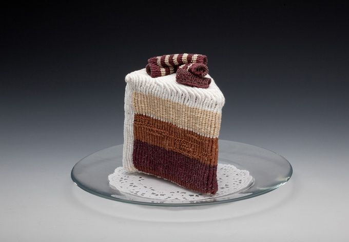 Knitted Food Ed Bing Lee