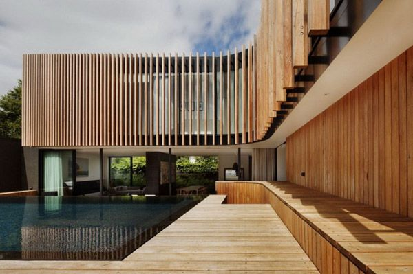 Kooyong House in Melbourne