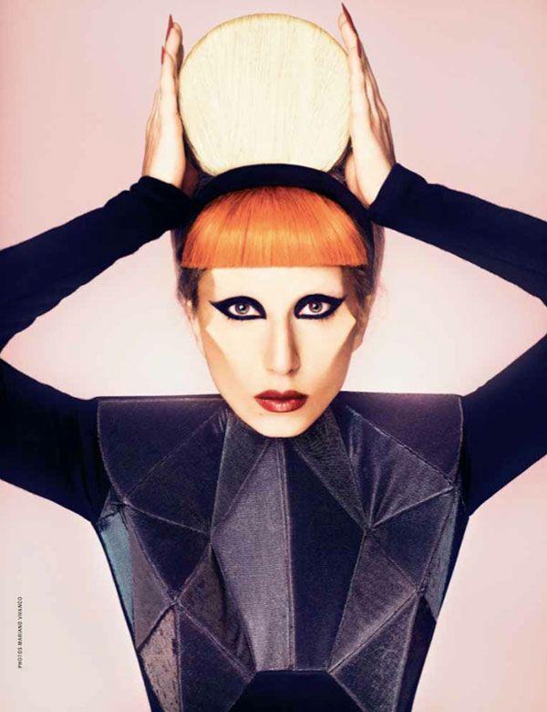 Lady Gaga in Madame Figaro